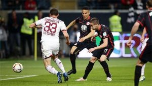 足球分析:【德甲】纽伦堡VS法兰克福