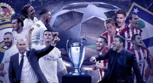足球分析:【欧冠】皇家马德里VS马德里竞技