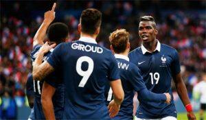 足球分析:【友谊赛】法国VS喀麦隆