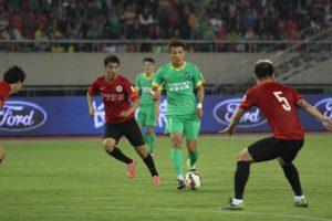 足球预测:杭州绿城VS辽宁宏运
