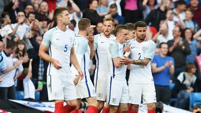 英格兰热身2-1土耳其
