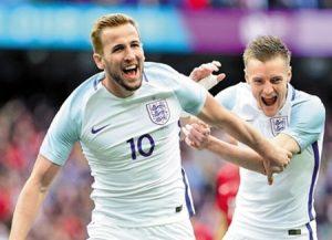 足球预测:【欧洲杯】英格兰VS冰岛