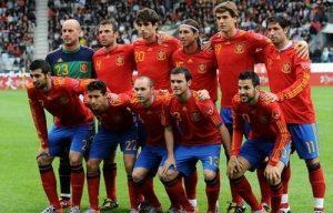 足球分析:【友谊赛】西班牙VS韩国