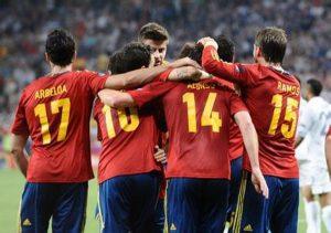 足球分析:【欧洲杯】西班牙或小胜捷克