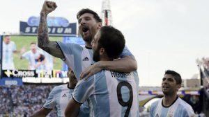 足球分析:【美洲杯】美国VS阿根廷