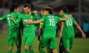 中超足球推荐:北京国安VS上海申花
