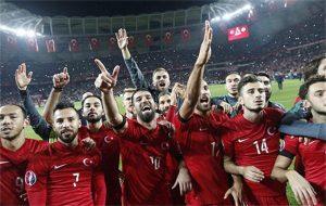 足球预测:【欧洲杯】土耳其VS克罗地亚