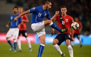 足球分析:【欧洲杯】比利时VS意大利