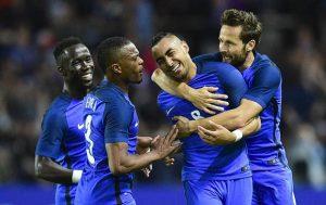 足球分析:【欧洲杯】法国VS阿尔巴尼亚