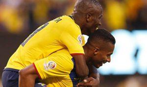 厄瓜多尔率先晋级美洲杯8强