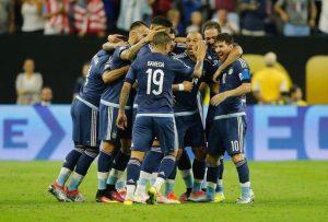 梅西领衔阿根廷新黄金一代