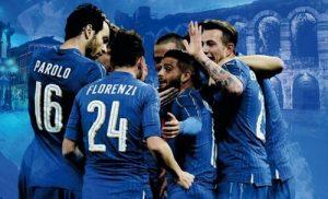 意大利2016欧洲杯23人大名单