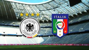足球分析:【欧洲杯8强】德国VS意大利