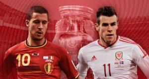 足球分析:【欧洲杯8强】威尔士VS比利时
