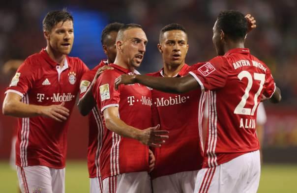 拜仁国际冠军杯点球3-5米兰