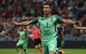 C罗闯决赛造欧洲杯历史第一记录