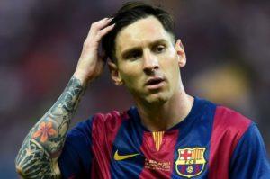 梅西将续约巴塞罗那至2021年