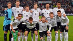 足球分析:【友谊赛】德国VS芬兰