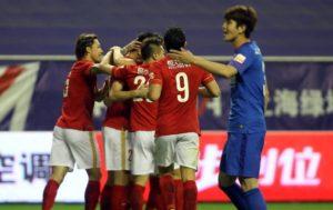 足球预测:【中超】上海申花VS广州恒大