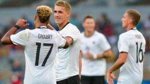 足球分析:【奥运会】葡萄牙VS德国