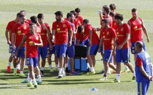 足球分析:【世预赛】西班牙VS列支敦士登