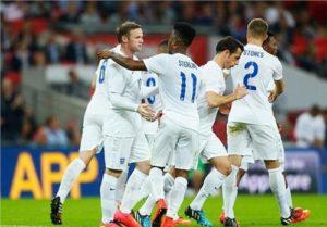 英格兰公布世预赛首发11人