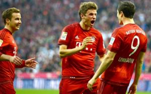 足球分析:【欧冠】拜仁慕尼黑VS罗斯托夫