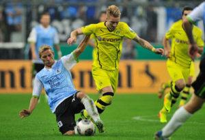 足球分析:【德甲】多特蒙德VS弗赖堡