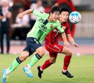 足球推荐:【亚冠】全北现代VS上海上港