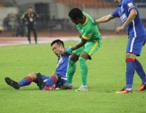 足球推荐:【中超】上海申花VS北京国安
