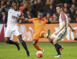 足球分析:【世预赛】荷兰VS法国