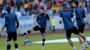 足球预测:【世预赛】阿根廷VS巴拉圭
