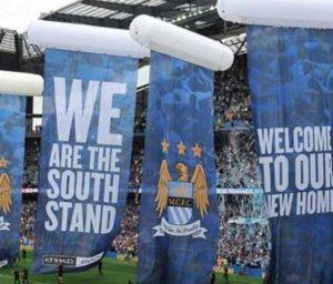 曼城上季收入近4亿镑连续2赛季盈利