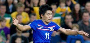 足球推荐:【东南亚锦】泰国VS新加坡