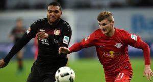 足球分析:【德甲】费雷堡VSRB莱比锡