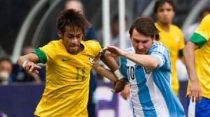 足球分析:【世预赛】巴西VS阿根廷