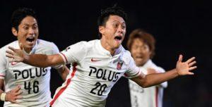 足球推荐:【日职联】鹿岛鹿角VS浦和红钻