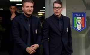意大利队从未放弃双中锋战术