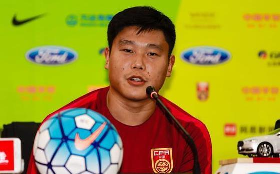 蔡慧康出席中国杯赛前发布会