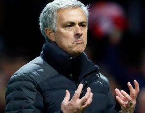穆里尼奥表示愿永远留在曼联