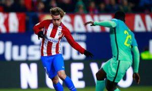 足球分析:【西班牙杯】巴塞隆拿VS马德里体育会