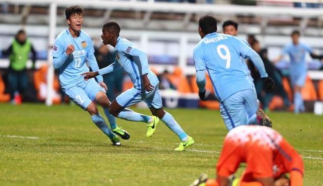 韩国球队创造亚冠联赛最差开局