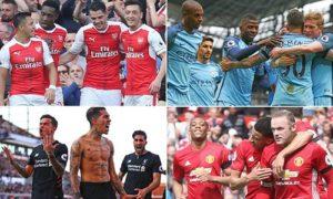 英超争四形势:利物浦末轮赢球进欧冠